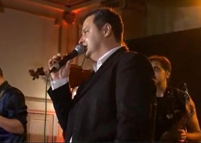 Dacic peva