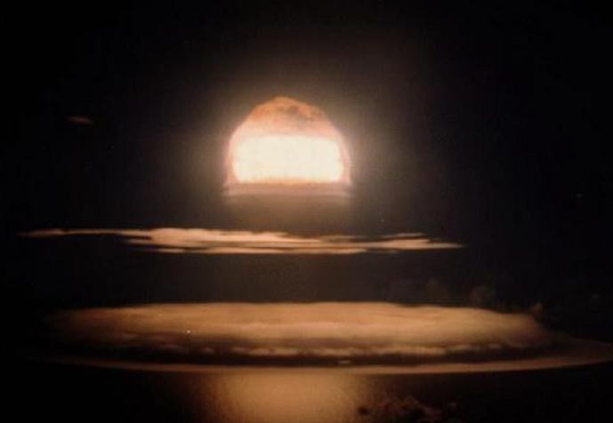 nuklearna proba dzonston atol