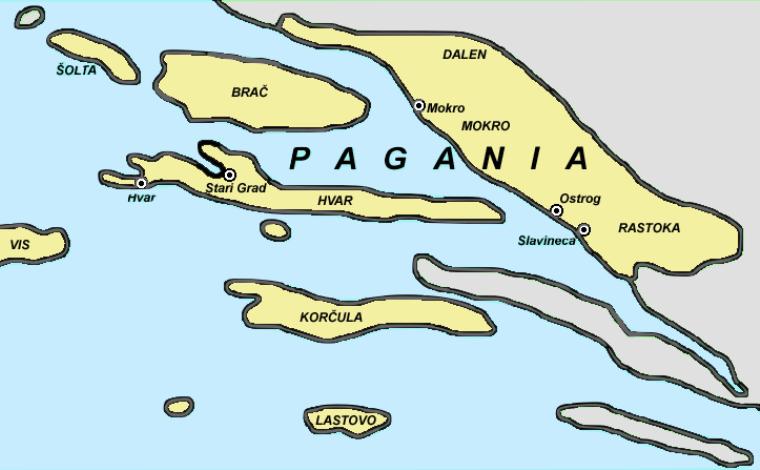Pagania