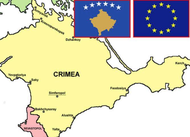 Krim-Kosovo-Evropa