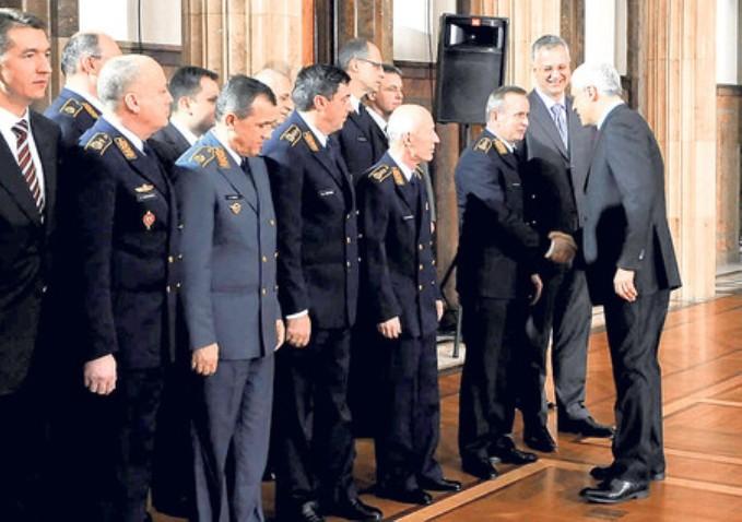 Tadic-Vojska