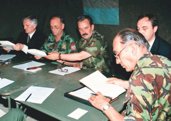 Kumanovo-sporazum
