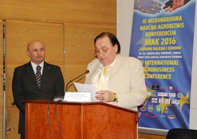 Vinko Peric - Konferencija Kopaonik 2