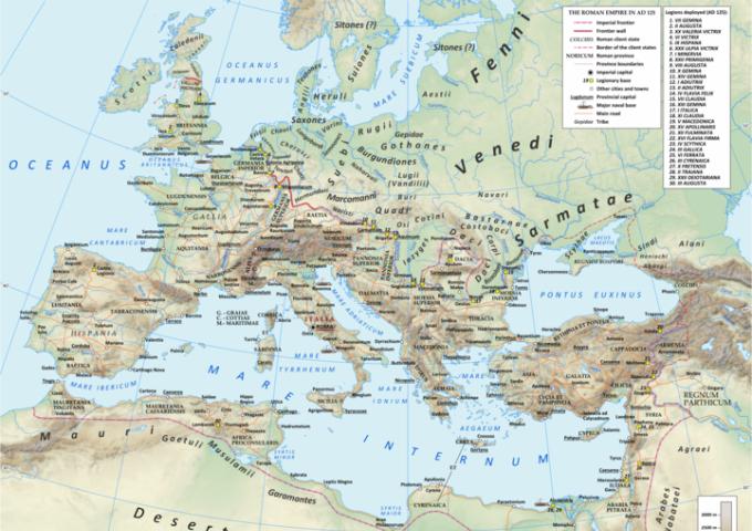 venedi-rimsko carstvo
