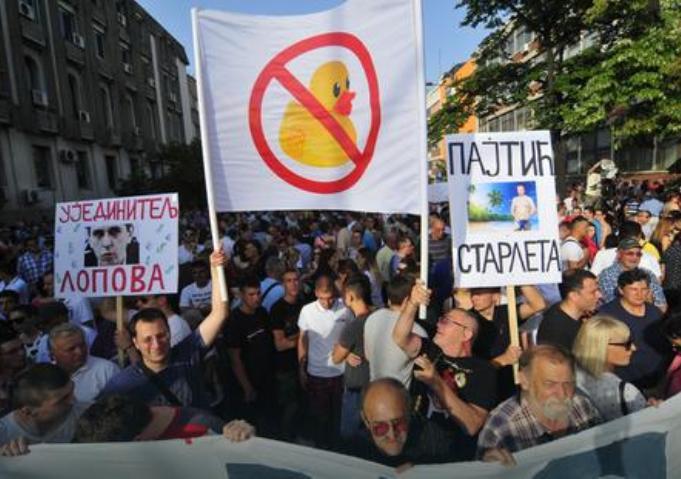 protest RTV